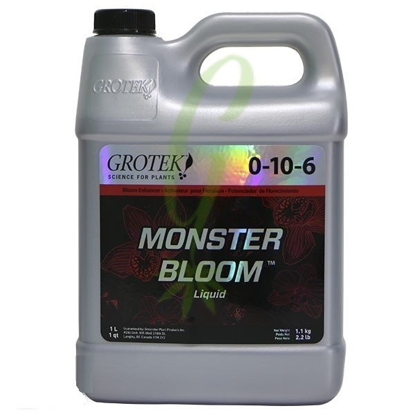 Grotek Monster Bloom 1ltr  - Bloom