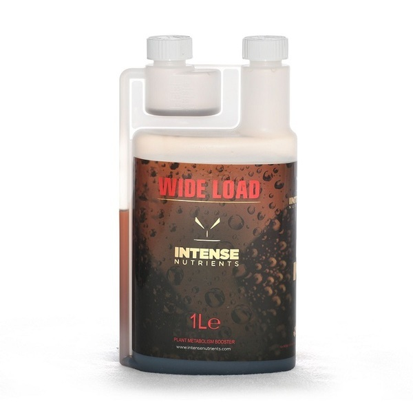 Intense Nutrients - Wide Load  - Plant Enhancers (Bloom)