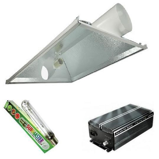 Maxibright Pro 1000w DigiLight 150mm Dominator - Air Cooled Grow Lights