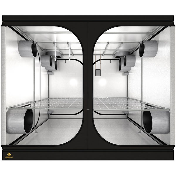 Secret Jardin Dark Room DR240 Rev3.0 - Premium Grow Tents