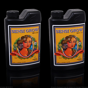 Advanced Nutrients Sensi Grow A+B 1 Litre