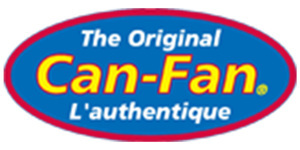 We stock 'Can-Fan' products