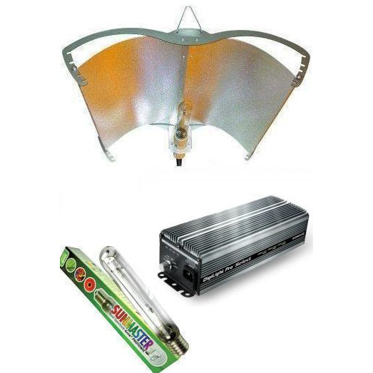 Maxibright Pro-Select 1000w DigiLight Mantis - Variable Digital Grow Lights