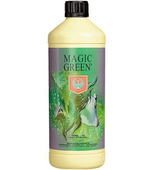 House & Garden Magic Green Foliar - Plant Enhancers (Grow)