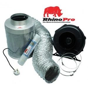 125mm rhino vent kit