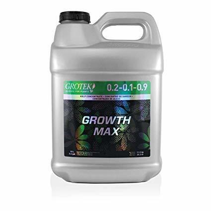 Grotek Greenline Organics - Growth Max 500ml - Plant Enhancers (Grow)