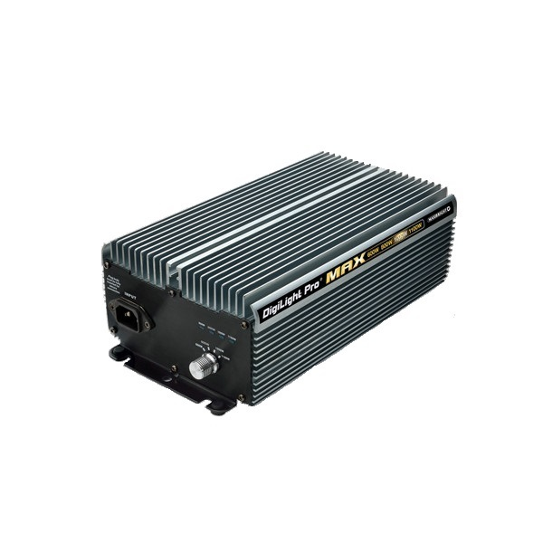 Maxibright Digilight Pro Max 600-1100w 400V Ballast - Variable Digital Ballasts