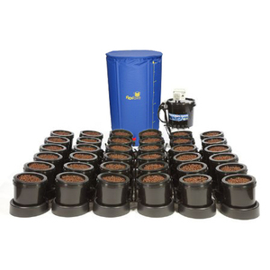 IWS Standard Remote Flood and Drain 36 pot System flexi tank