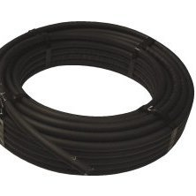 6mm (4mm i.d) Black Flexi Tubing - Tubing & Fittings