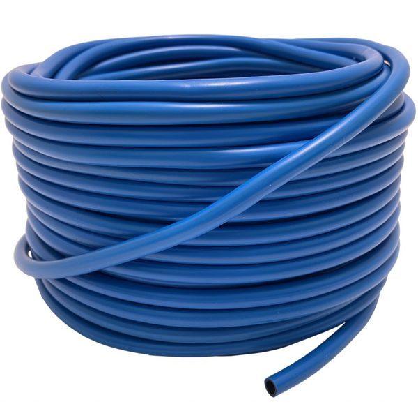9mm (5.5mm i.d) Blue Flexi Tubing - Autopot Growing Systems