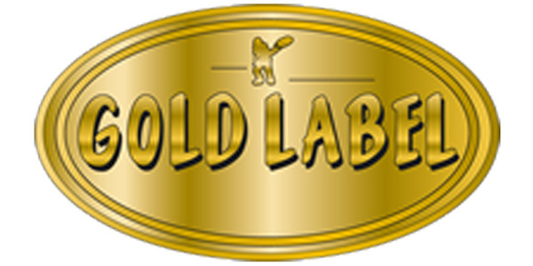 Gold label.content