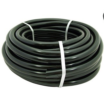 18mm Black Flexi Tubing Per Mtr - Tubing & Fittings