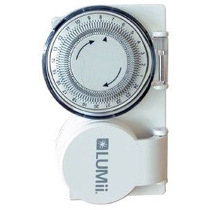 Lumii grow light timer