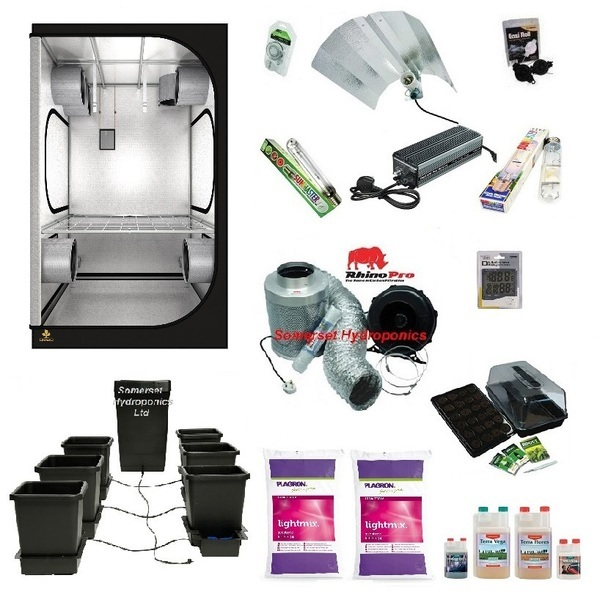 Autopot 6 Pot Grow Kit - DR120 - Hydroponic & Soil Growing Kits