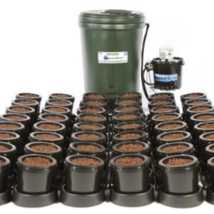 IWS Flood and Drain 48 pot system
