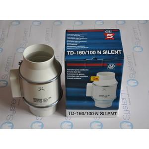 TD-Silent Mixed Flow In-Line Fan