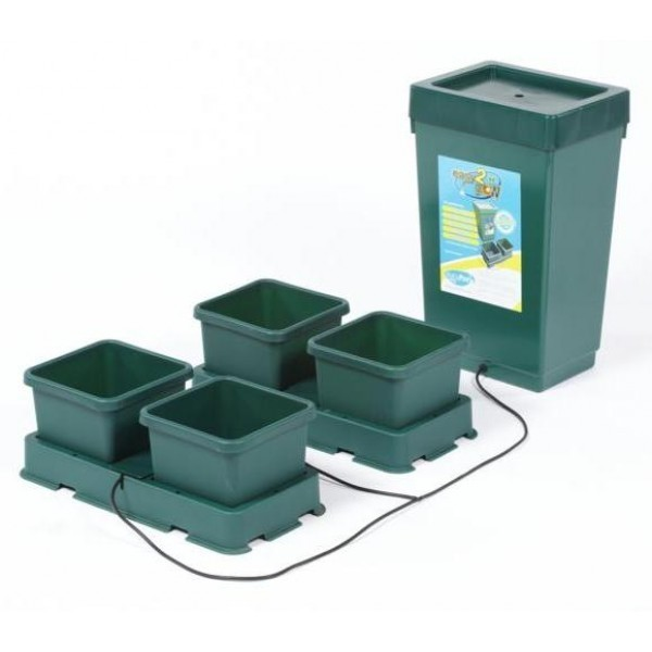 Easy2Grow 4pot  Kit - Autopot Growing Systems