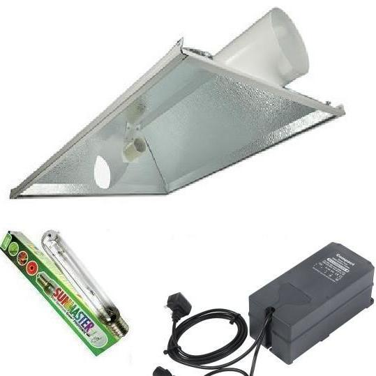 Maxibright Pro Compact 600w Dominator 150mm Air-Cooled Grow Light - Air Cooled Grow Lights