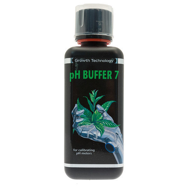 pH Buffer 7 Calibration Solution 300ml - pH and EC Solutions