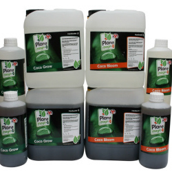 Plant Magic Coco Grow A+B Hard Water 5ltr - Grow