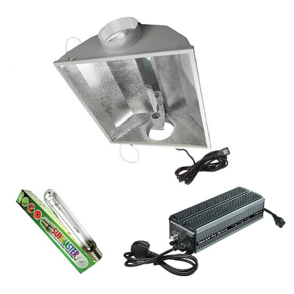 Maxibright Air-Cooled Goldstar Pro-Select 600w DigiLight  - Variable Digital Grow Lights