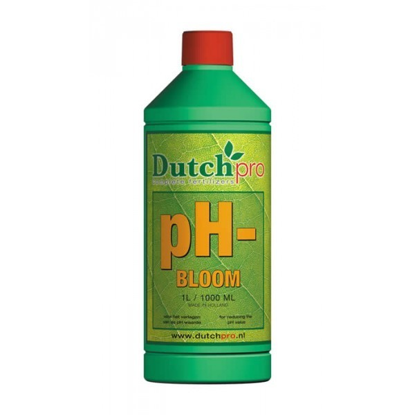 Dutch Pro pH Down Bloom - Plant Enhancers (Bloom)