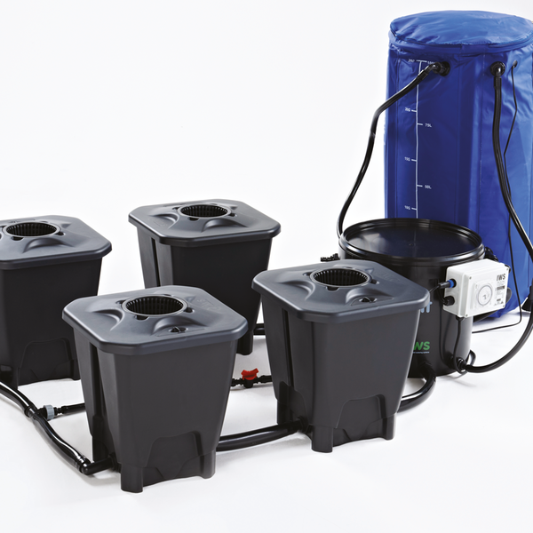 IWS R-DWC Pro Systems with Timer (Recirculating & Feedback) - DWC Growing  Systems
