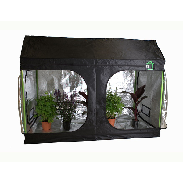 Roof Grow Tent 1.2m x 1.2m x 1.8m LOFT ATTIC 600D TENT GROW LIGHT DARK ROOM cube