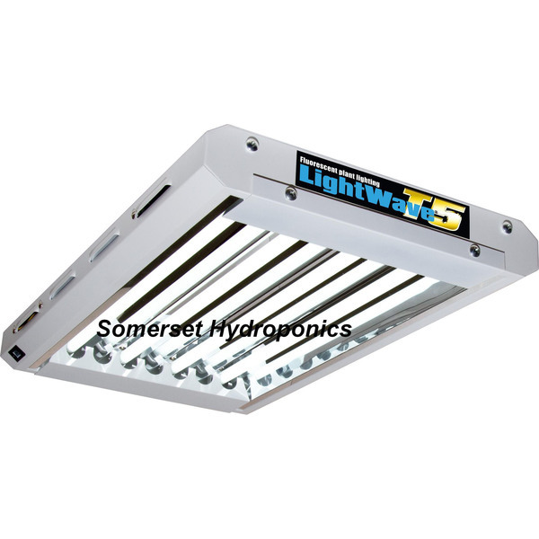 T5 LightWave Grow Light - Fluorescent Grow Lights
