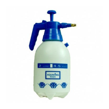 Aquaking Pump Up Compression Sprayer 2ltr - Measuring
