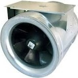 315mm CAN Max Fan in-line Grow Room Fan - Inline Exhaust and Intake Fans