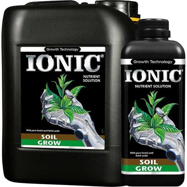 IONIC Soil Grow - Grow