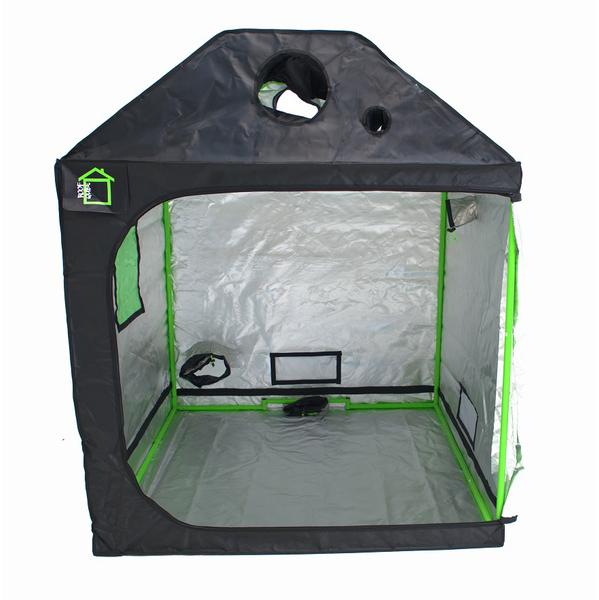 gardeners corner Hydroponics Loft Attic Green Box Tent Grow 2.4m x 1.2m x 1.6m Roof Plant UK