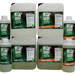 Plant Magic Plus Hydro Grow A+B Hard Water - Grow