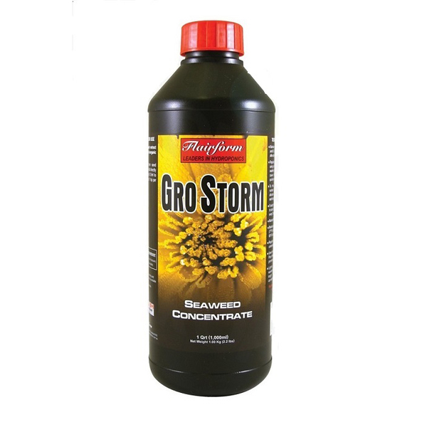Flairform Gro Storm 1ltr - Plant Enhancers (Grow)