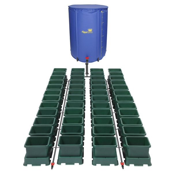 Easy2Grow 48 Pot Kit With 400L Flexitank - Autopot Growing Systems