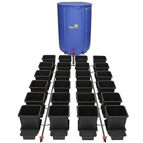 Autopot 24 Pot Kit With 400L Flexitank - Autopot Growing Systems