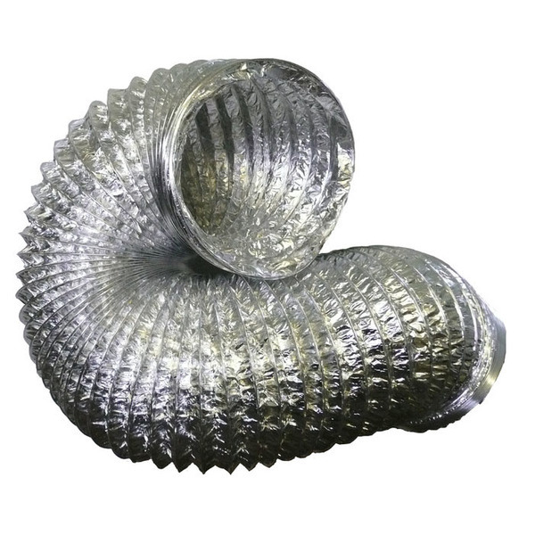 10mtrs x Flexible Aluminium Ducting 152mm - Ventilation Accessories