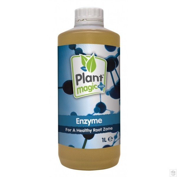 Plant Magic Plus Enzyme 1Ltr - Plant Enhancers (Grow)