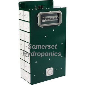 greenpower 24 way grow light contactor