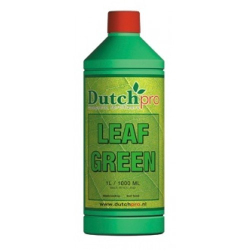 Dutch Pro Leaf Green - Plant Enhancers (Grow)