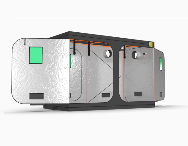 Green Qube V GQ1530L - Professional Grow Tents