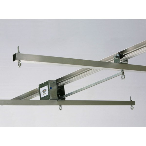 Jupiter2 Grow Light Rail Kit 4 - Grow Light Rails