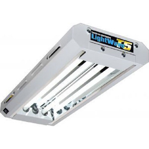 T5 LightWave 2ft x 2 lamp