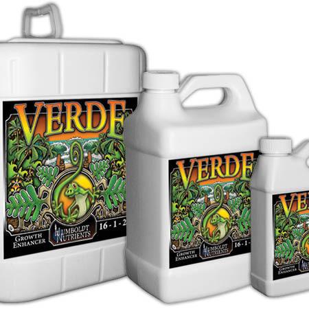 HUMBOLDT Verde - Plant Enhancers (Grow)
