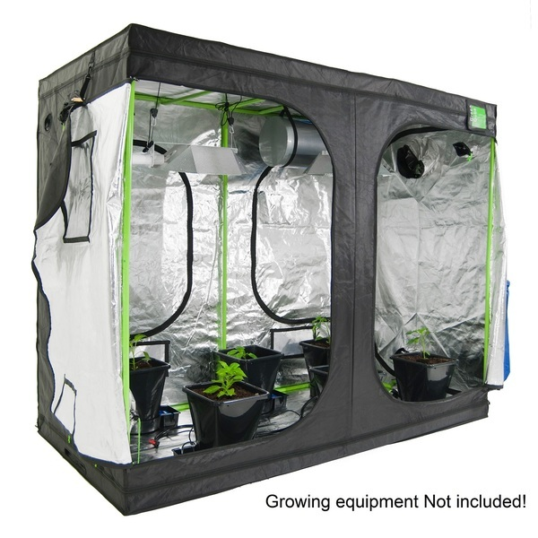 Green-Qube GQ1020 - Professional Grow Tents  sc 1 st  Somerset Hydroponics & Green-Qube GQ1020 | Professional Grow Tents | Somerset Hydroponics