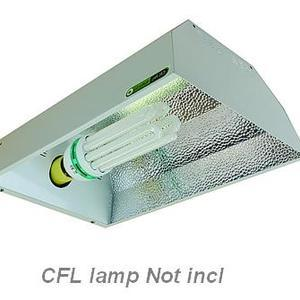 Maxibright CFL Pro Single lamp Grow Light Reflector