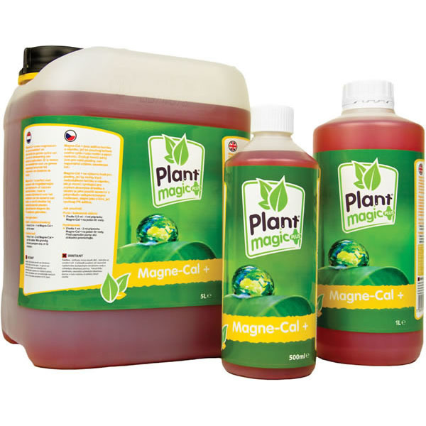 Plant Magic Plus Magne-Cal+ 1ltr	 - Plant Enhancers (Bloom)