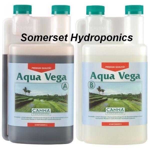Canna Aqua Vega A+B 5 Litre - Grow