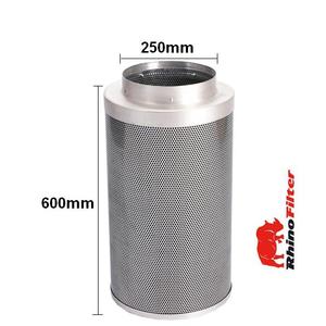 rhino pro 250x600mm carbon filter